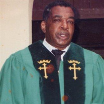 Rev. Earle J. Humphrey