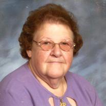 Alma Jo Webb