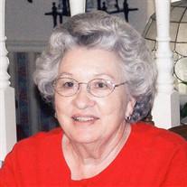 Lucy Blevins Garrett