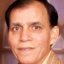 Natvarlal K. Patel