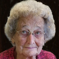 Audrey Lorraine Gertrude Hopkins