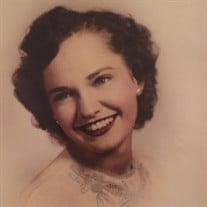 "Mrs. Margaret ""Margie"" Ann Carter Lewis"