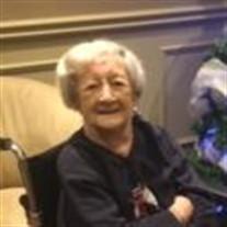 Mrs. Mary Bethune