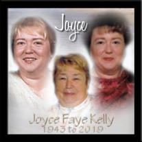 Joyce Faye Kelly