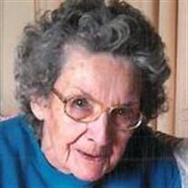 Agnes  O. Shaw