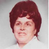 Peggy Jean Burdick