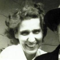Mable Edith Salyer