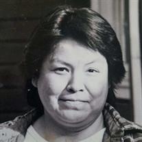 Elizabeth Edna  Aleck