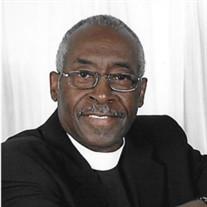 Pastor Robert M. Hill