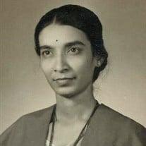 Dr. Pratibha Premanand Raut