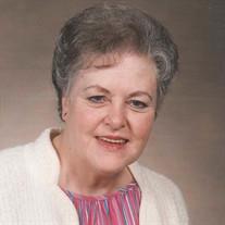 Patricia J Nye