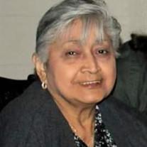 Maria S  Martinez Obituary - Visitation & Funeral Information