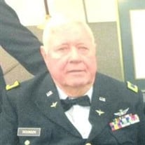 "Col. Robert ""Bob"" M. Dickinson"