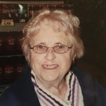 Mrs. Shirley Jean McManus Blackwell