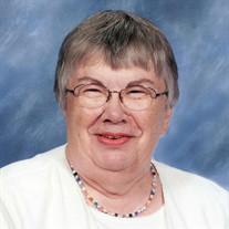 Beverly Jeanne Hartline