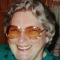 Mrs. Irene Lillian Cummings