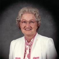 Mary Lee Wing Blackburn