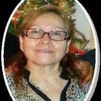 Maria Alicia Gallegos Barron