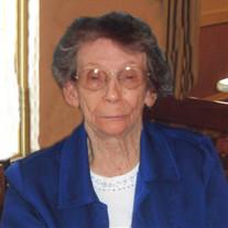 Gladys McVicker