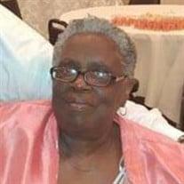 Mrs. Frances E. Jordan