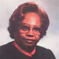 Mr.  Rubye Odell McAdory