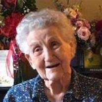 Mrs. Evelyn Bernice Pittman