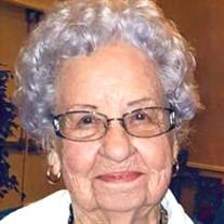 Milbra Dolores Walters Mathias