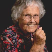 Mrs Sarah Ruth Sexton