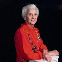 Mary  Lou Walker Robinson