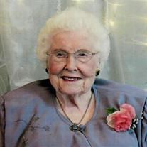 Irene Bernice Warner