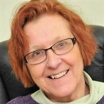 Patricia Joy Fodrocy