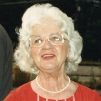 Mildred Barnes Hedrick