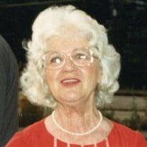 Mildred Barnes Hedrick