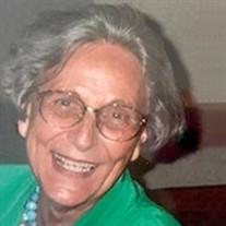 Mrs. Dorothy Marie Cunningham
