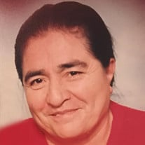 Luisa Nieto de Reyes