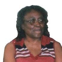 Mrs. Idella Cannon Richardson