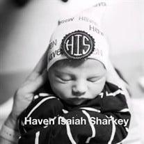 Haven Isaiah Sharkey