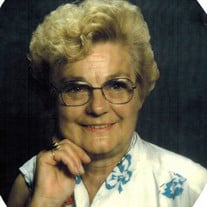 Mrs. Alma Doreen Raymond