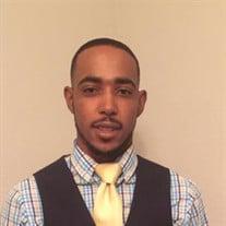 Mr. DeQuan Montzas Hodge Jr.
