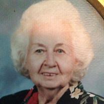 Anna Pearl Porter  Brady