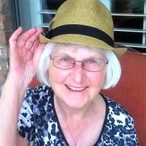 Hazel Marie Evans