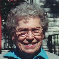 Lydia (Becker) Peterson
