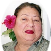 Blanche Eva Monroy