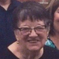 Vera Mae Ogden Billet
