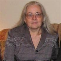 """Catherine """"Cathy"""" Mary Popina"""