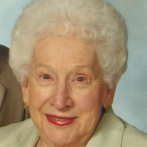 Mrs. Marian Lee Gregory