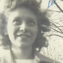 Dorothy Marie (Stewart)  Stalker