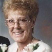 Betty Jane Thompson