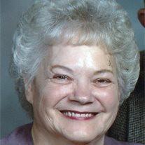 Barbara Jane (Rhoades)  Wetzel