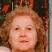 Betty A. (Pennington)  Holliday